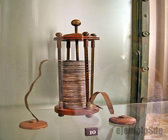 Batería de Alessandro Volta
