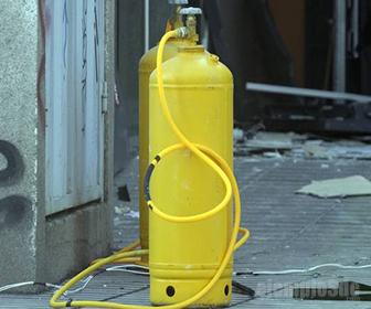 Gases ocupan el volumen definido por su contenedor