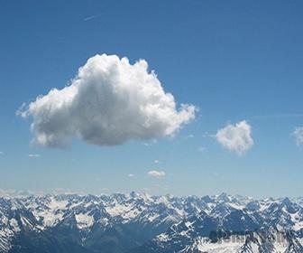 Estado gaseoso de la Materia en la Atmósfera