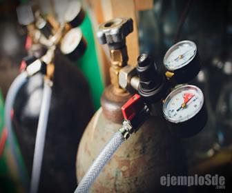 Presión absoluta en gases