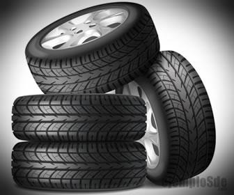 Presión manométrica en neumáticos