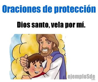 Con las oraciones de protección los creyentes protegen a sus familias, amigos y bienes.