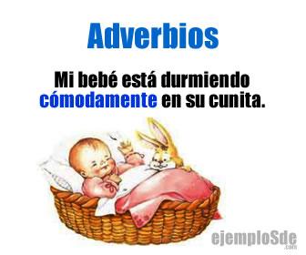 El adverbio sirve para añadir información acerca de algo, de una situación, acción o individuo.