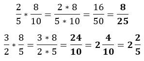 ¿Cómo se resuelve una multiplicación de fracciones?