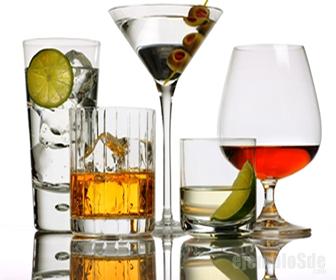 Etanol componente de bebidas alcohólicas