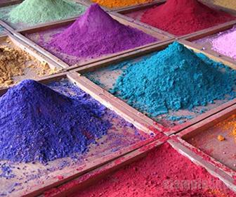 La anilina es un colorante textil
