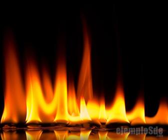 La combustión real es incompleta