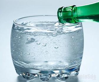 Solución de gas en líquido
