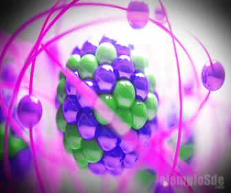 Los isótopos son atomos del mismo elemento con mas neutrones