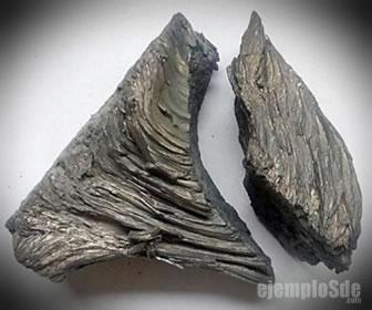 Mineral con el lantánido samario