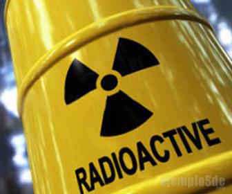Símbolo de Radiactividad