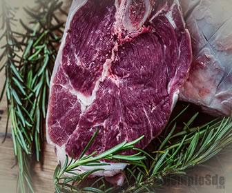 Las proteínas se encuentran sobre todo en las carnes.